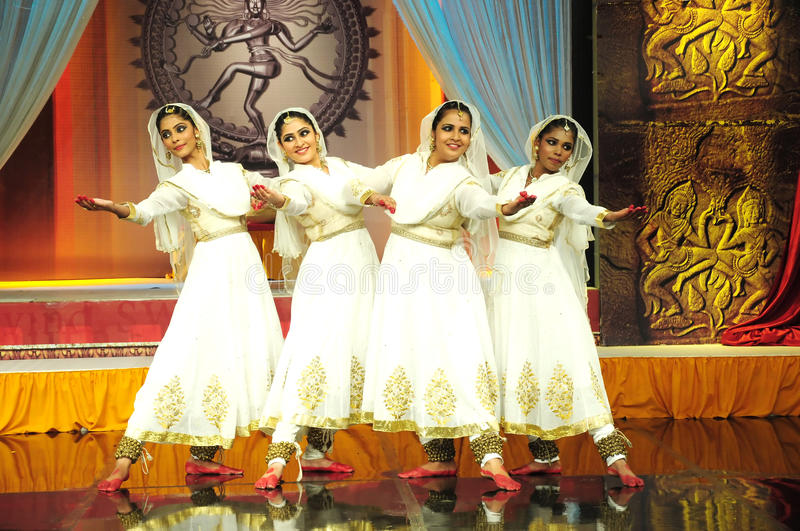 Kathak Dance With Sujlam