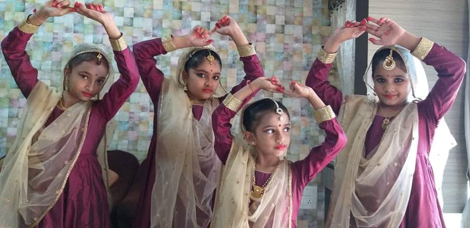 Student Classical Dance Performance
