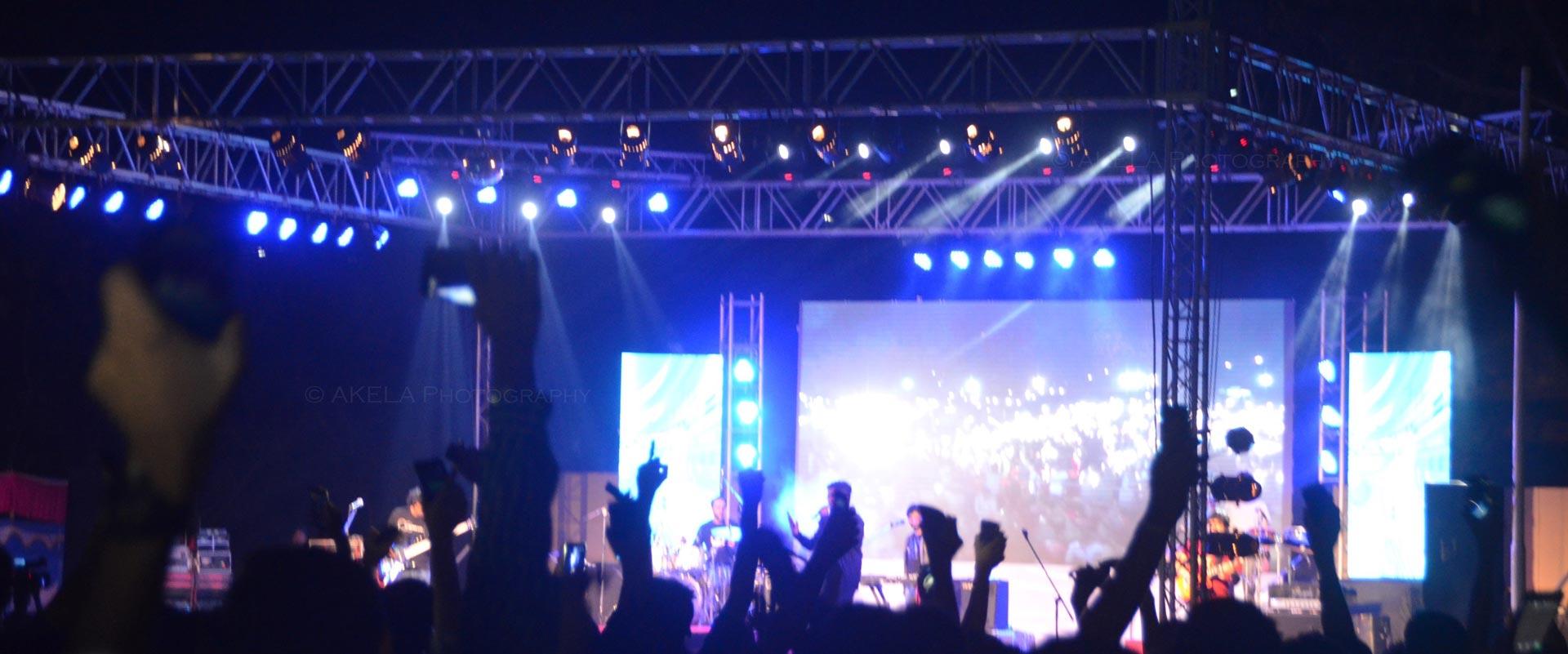 Concert Organizer Company