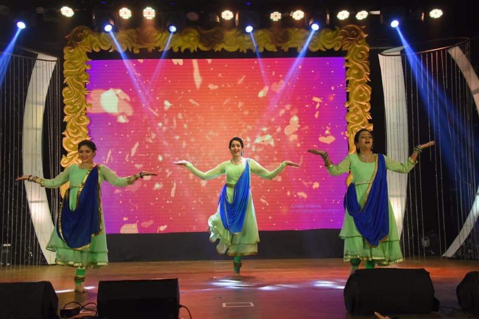 Spring Of Rhythm Dance Performance