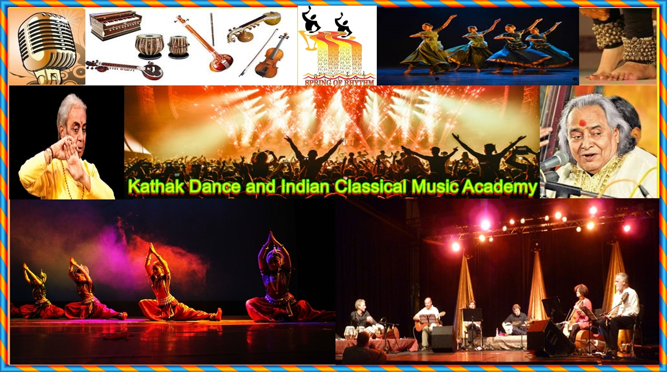 Kathak Dance and Classical Music Academy