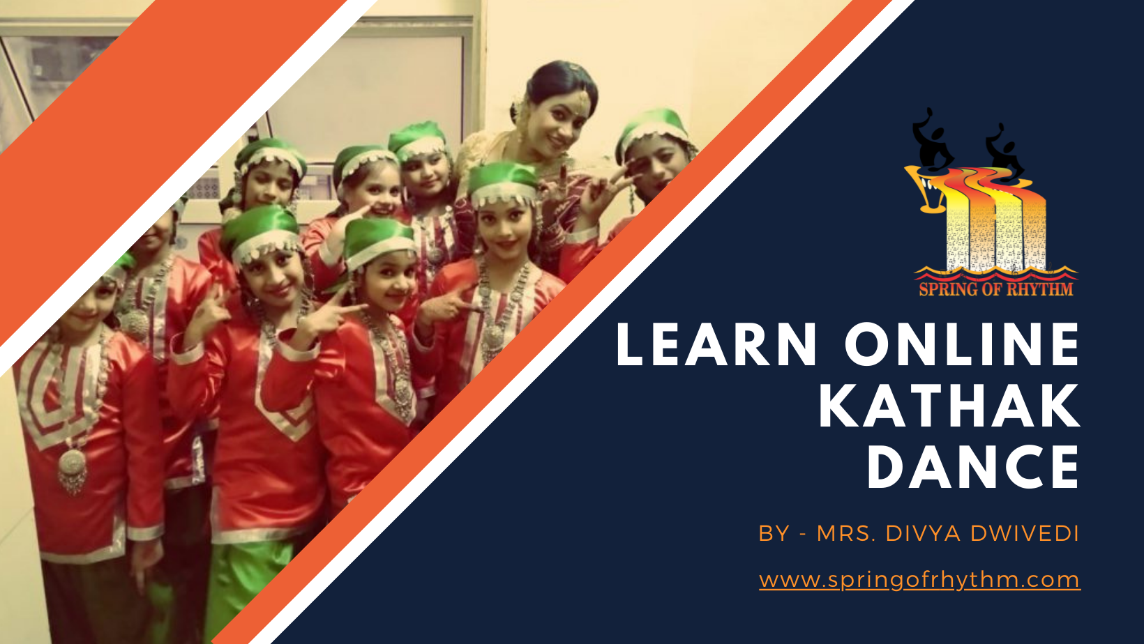 Online Kathak Training With Certificate Course